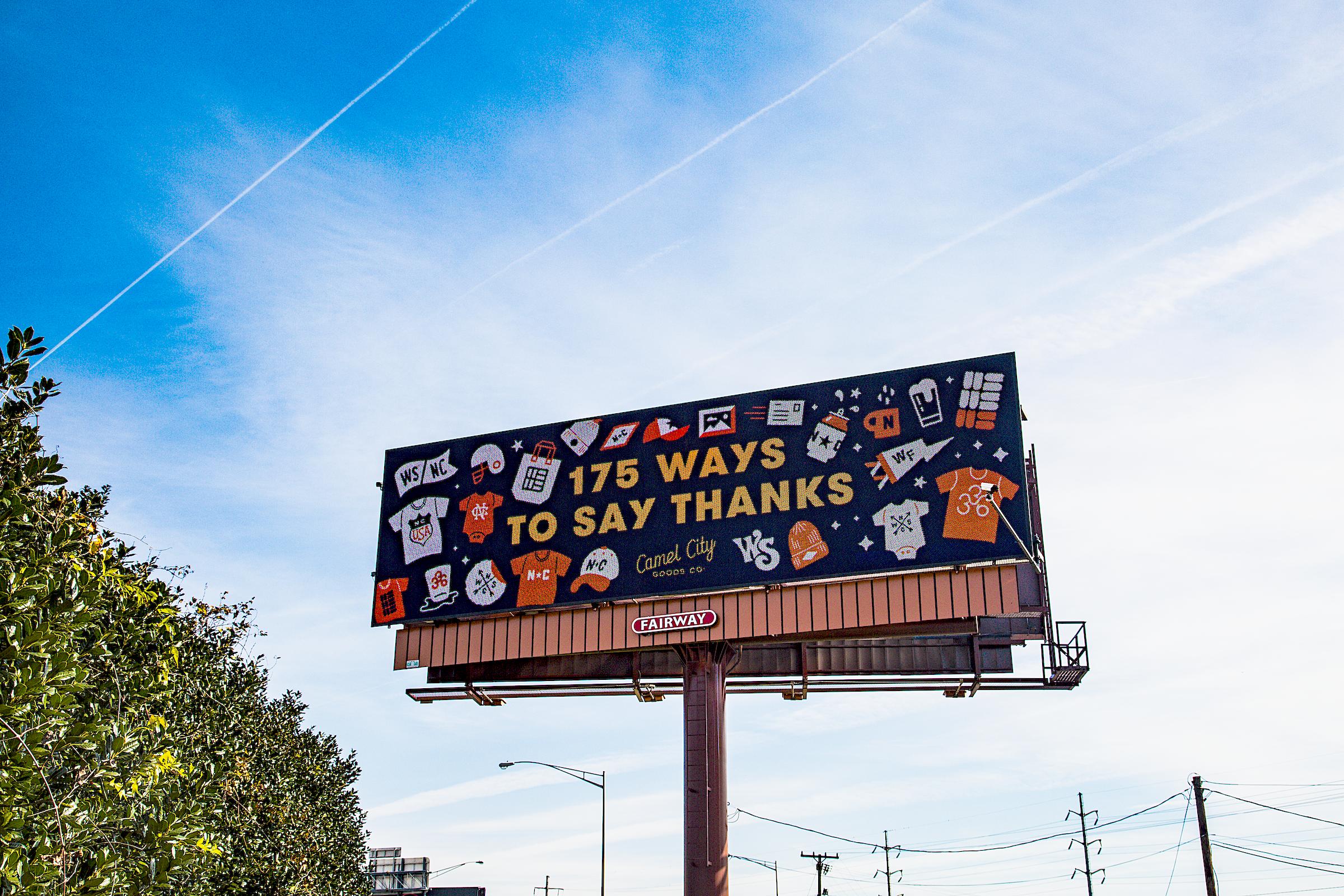Daytime Billboard