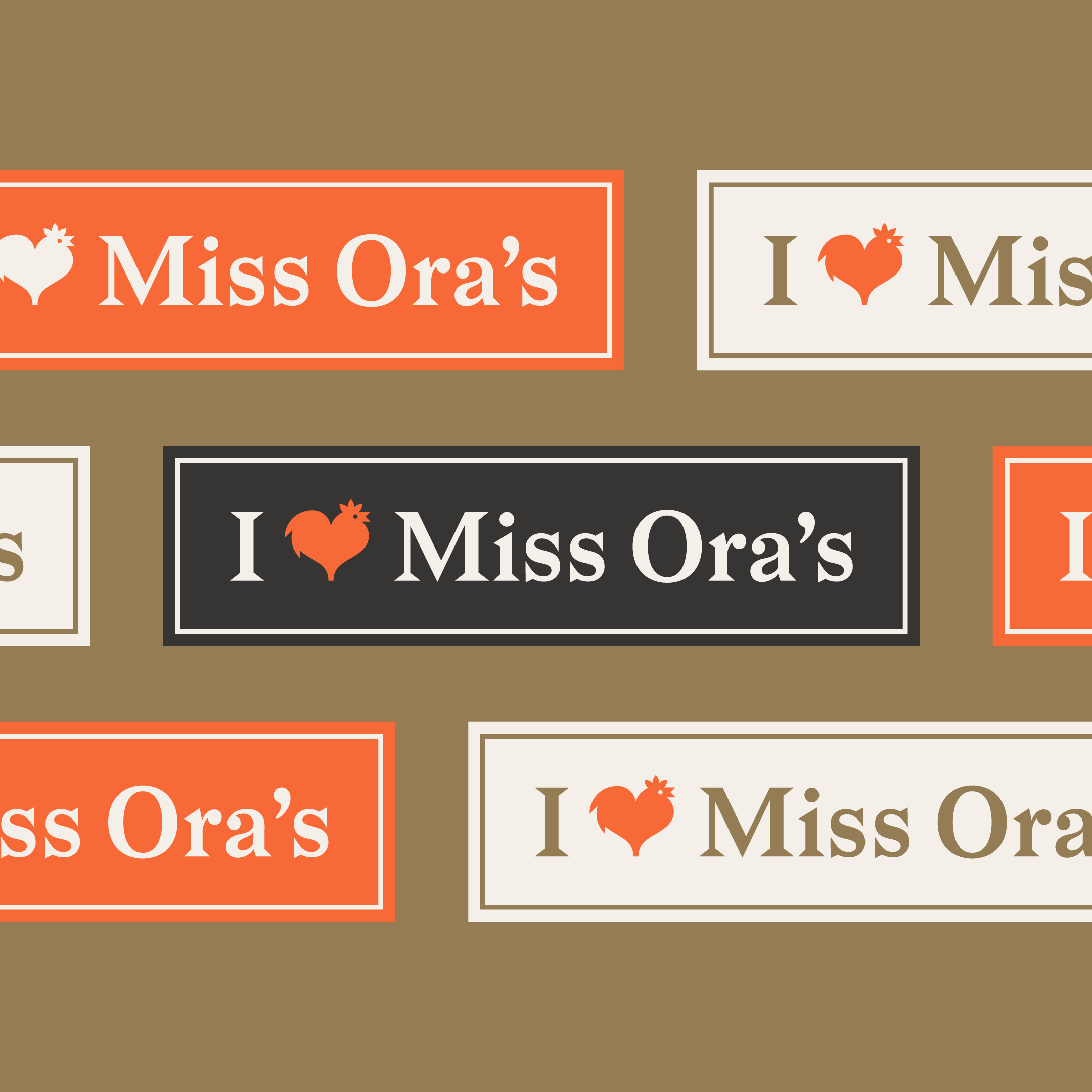 Miss Ora's Kitchen
