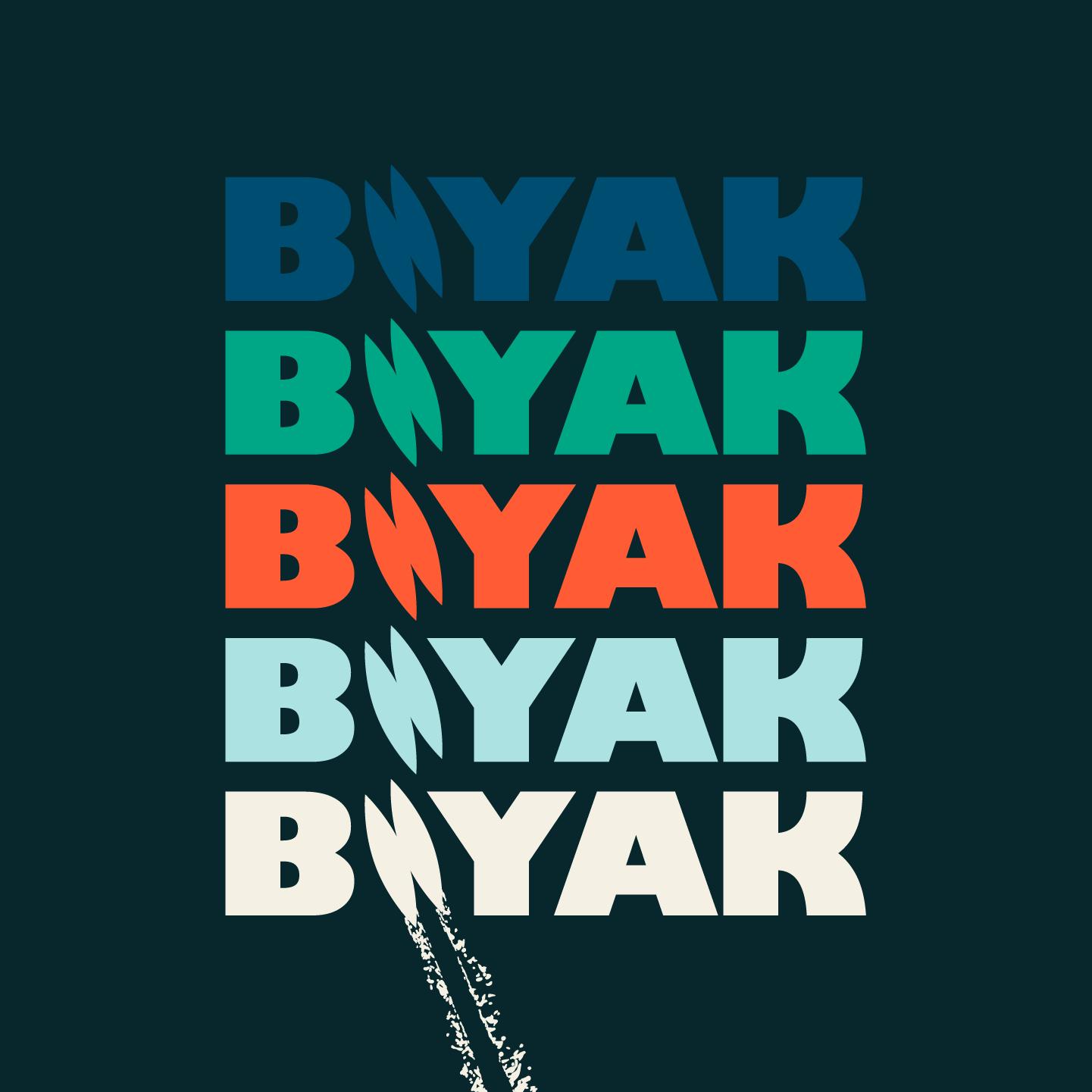 Biyak Boats