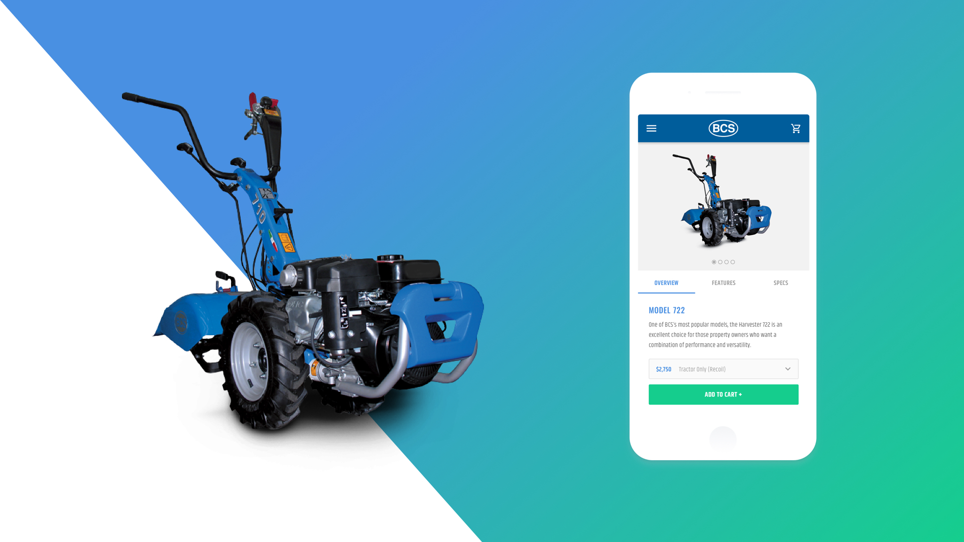 BCS-tractorphone
