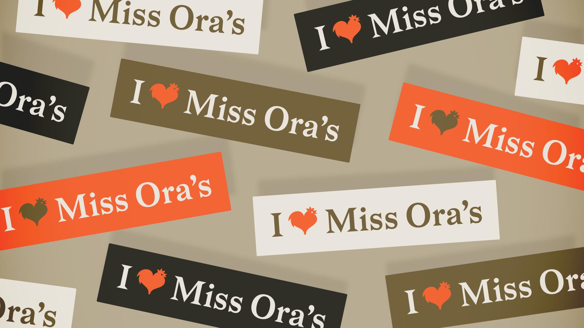 Miss Ora's Kitchen